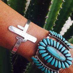 Bracelet - Manchette  Bijoux en vogue www.tikisun.fr