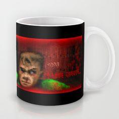 Doomguy - Mondays Mug by Grandmachismo - $15.00