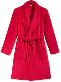 Family Pajamas Boys' or Girls' Super Soft Short Robe, Only at Macy's Summer Pajamas, Boys Pajamas, Pajamas Women, Matching Family Pajamas, Red Candy, Soft Shorts, Women Lingerie, Boy Or Girl, Stylish
