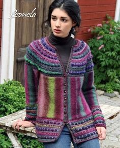 $5 pattern.  Worsted weight, Poems / Poems Silk yarn.  So pretty!