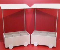 Candy Bar Kiosco En Fibrofacil - $ 140,00