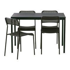 테렌되 / 아데 테이블+의자 4개 IKEA