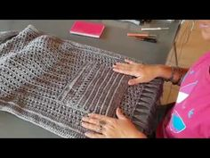 Crotchet Patterns, Crochet Cardigan Pattern, Crochet Shawl, Crochet Stitches, Poncho Patterns, Crochet Vests, Crochet Cape, Crochet Motif, Filet Crochet