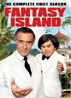 The Best TV Shows From the 70s and 80s - Fantasy Island, another family night show! I miss those days! ~DT