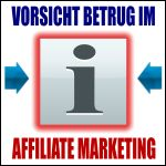 Fraud in Affiliate Marketing is a worldwide phenomenon...read my Blogpost (german)...