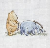Disney Classic Pooh© - Pooh and Eeyore -