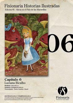 Alicia en el País de las Maravillas   Luciana Bicalho -- www.fixionaria.com.ar