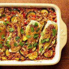 Tandoori Chicken and Rice - Diabetic Living