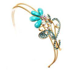 Embellished Crystal Headband