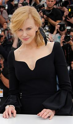 Actress and jury member Nicole Kidman poses during a photo call for the jury at the 66th international film festival, in Cannes, southern France, Wednesday, May 15, 2013. (AP / Francois Mori)