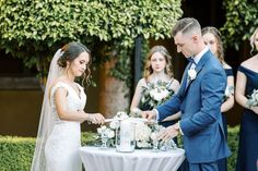 We love this capture of the unity candle ceremony outside in our courtyard. Signifying two families becoming one this ceremony is a touching addition to any wedding. Photography Articles, Photography Ideas, Wedding Events, Wedding Ceremony, Unity Candle, Candles, Leslie Ann, Wedding Venue Inspiration, Space Wedding