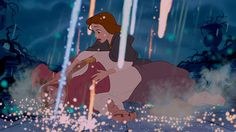 Disney Scenes We'd Watch Over and Over Again. Seriously Adam's transformation scene and then his kiss with Belle is one of my favorite pieces of Disney animation ever! Disney Animation, Disney Pixar, Walt Disney, Disney Characters, Disney Girls, Disney Love, Sailor Moon Transformation, Disney Magie, Mickey Mouse