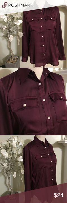 RALPH LAUREN BLOUSE Gorgeous elegant blouse in excellent condition, 100% polyester Ralph Lauren Tops Blouses