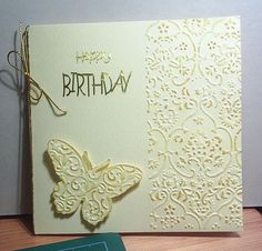 card making ideas cuttlebug - Google Search