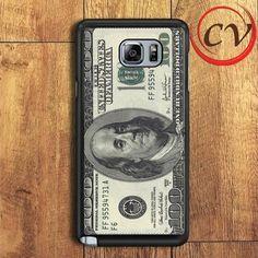 100 Dollar Samsung Galaxy Note 7 Case