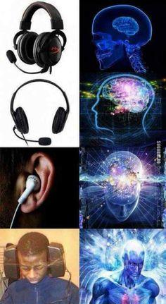 Casti audio la alt nivel