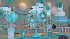 Algunas de las temáticas más divertidas para celebrar la fiesta de llega del bebe, ¿cuál os gusta más?