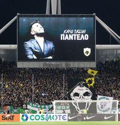 Ράγισαν καρδιές στο ΟΑΚΑ: Η ΑΕΚ είπε αντίο στον Παντελίδη - Contra.gr - Live Sports Magazine