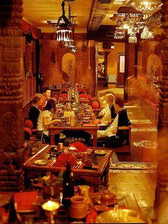 The Dwarika's Hotel, Kathmandu, Restaurant