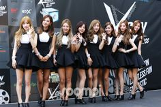 Girls' Generation, CNBLUE, IU, Lee Seung Gi, B1A4, and More Walk the Red Carpet at KCON 2014