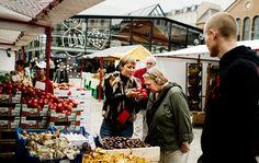 An Open Invitation to Eat in Copenhagen