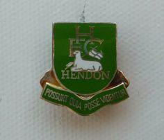Hendon, another favourite English non-League team