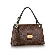 modelo Olympe foram inspirados no luxuoso patrimonio da Louis Vuitton