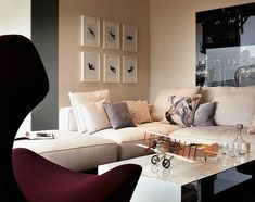 London Penthouse by TG Studio | Home Adore