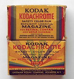 kodahrome 1938-2009