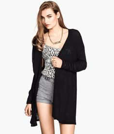 Knitted cardigan | Product Detail | H&M