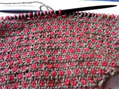 Linenstitch-Dots Webstich | Flickr - Photo Sharing!