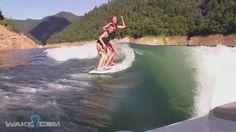 How to Wakesurf 101 - Tandem Wakesurfing