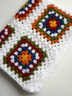 Blog de tejido crochet y dos agujas.. Mantas almohadones y mucho mas. Tutoriales paso a paso. Banderines, posavasos y mil cosas lindas.