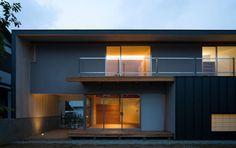 Japanese Styling - House in Kobe