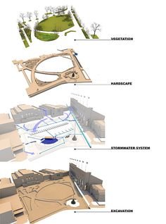 02—EXPLODED-AXON « Landscape Architecture Works | Landezine