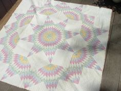 Quilt more, learn more about quilt history and enjoy my great grandmother's gift to me (quilt pictured)
