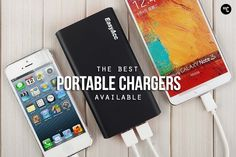 The 8 Best Portable Chargers | HiConsumption