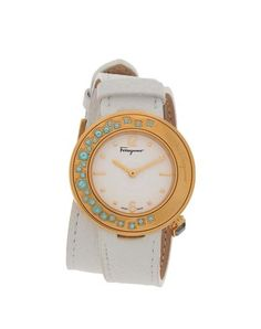 cool Buy SALVATORE FERRAGAMO TIMEPIECES Wrist watches Women for £450.00 just added...