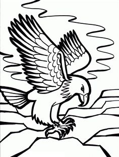 free printable eagle image for shirt free printable bald eagle coloring pages for kids - Bald Eagle Coloring Pages Kids