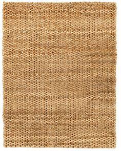 x Cira Jute Rug, by Anji Mountain Bamboo Rug Co… Natural Fiber Rugs, Natural Area Rugs, Natural Rug, Jute Rug, Woven Rug, Bamboo Rug, Brown Rug, Dark Brown, Patterned Carpet
