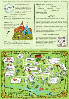 Hay Map
