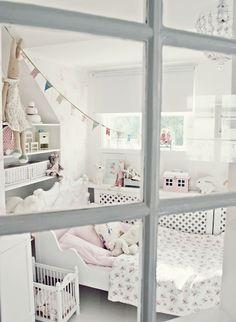 Inspirações pastéis para quartos de criança! | AnInteriores