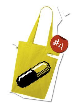 The GuteJute tote bag design #4