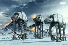 Star Wars-Hoth Poster bei AllPosters.de