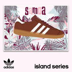 Adidas Island Series Adidas Samoa