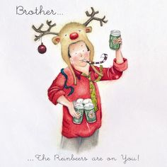 Brother - The Rainbeers are on you