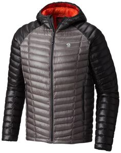 fea930b0e7ca5 Mountain Hardwear Ghost Whisperer Hooded Down Jacket - Men s