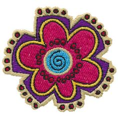 Florals by Laurel Burch | floral, flower embroidery designs