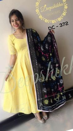 Salwar Designs, Kurti Designs Party Wear, Blouse Designs, Latest African Fashion Dresses, Indian Dresses, Indian Outfits, Anarkali Dress Pattern, Kalamkari Dresses, Simple Kurta Designs
