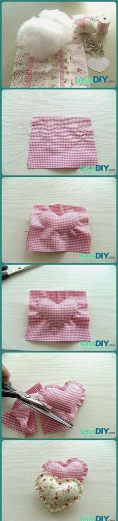 Craft Sewing Room Pin Cushions Ideas For 2019 Sewing Hacks, Sewing Tutorials, Sewing Patterns, Knitting Patterns, Diy Projects To Try, Craft Projects, Sewing Projects, Craft Ideas, Fabric Crafts